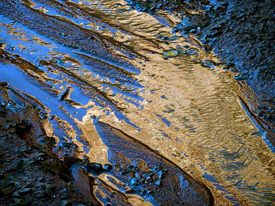 Photograph -  Liquid Gold by George Tuffy