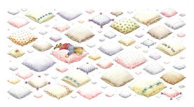 Dreams Drawing -  Lisas Journey01 by Kestutis Kasparavicius
