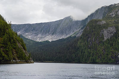 Fjord Photograph -  Misty Fjords National Monument, Alaska by Dani Prints and Images