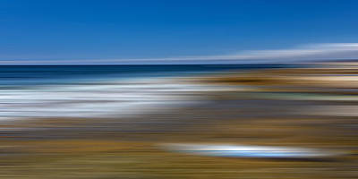 Photograph -  M'ocean 13 by Peter Tellone