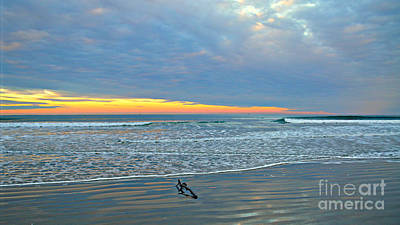 Photograph -  Morning Solitude by Mindy Bench