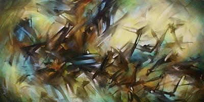 ' Natural Selection ' Original by Michael Lang