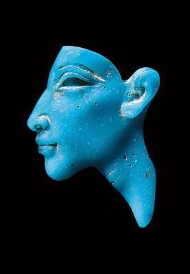 Nefertiti Art Print by Egyptian School