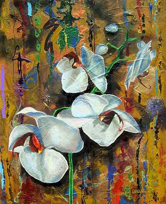 Orchid Yo Original by Laura Pierre-Louis