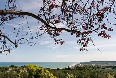 Panoramas From Italy - Abruzzo 3 Art Print by Andrea Mazzocchetti
