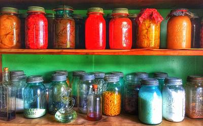 Photograph -  Pantry  by Jame Hayes