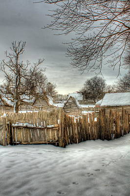Plymouth Massachusetts Photograph -  Plimoth 1629 by Jack Costello