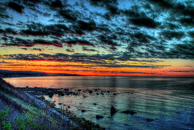 Plymouth Massachusetts Photograph -  Point North by Jack Costello