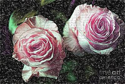 Photograph -  Romantisme Poetique by Diana Mary Sharpton
