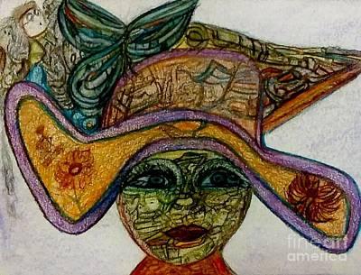 City Painting -   Sassy Susie by Stephanie Zelaya