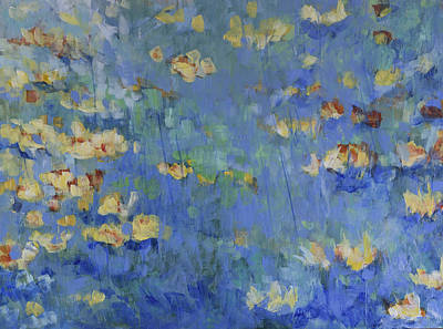 Waterlily Wall Art - Painting -  Shenandoah by Tamara Gonda