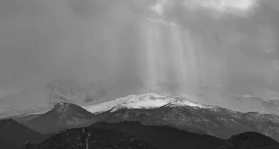 Photograph -  Spirit Speaks by Rae Ann  M Garrett