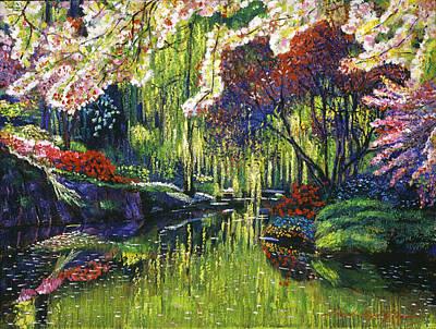 Spring Concerto Original by David Lloyd Glover