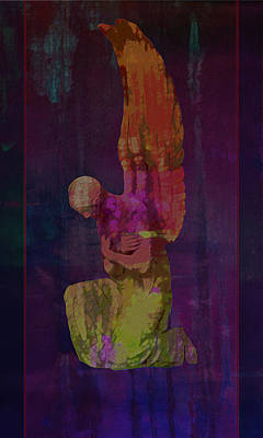 Digital Art - . .surrender. . by I'ina Van Lawick