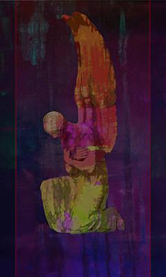 Digital Art - . .surrender. . by I'ina Van Lawick