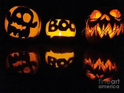 Photograph -  Texas Halloween - No. 2015 by Joe Finney