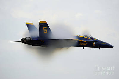 Kids Alphabet -  the Blue Angels performs a Sneak Pass by Celestial Images