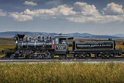Keith Richards -  The Edmonton Yukon and Pacific Railway in Alberta  by Randall Nyhof