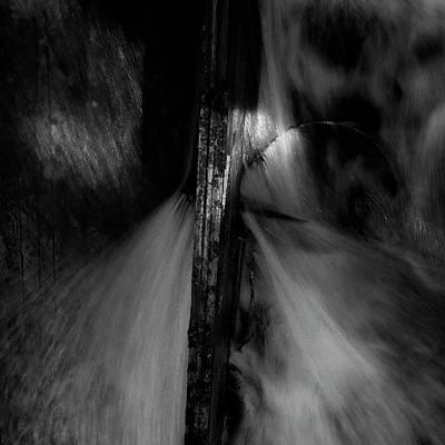 Photograph -  The Mill Stream by Jouko Lehto