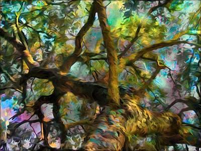 The Tree Of Memories C Original