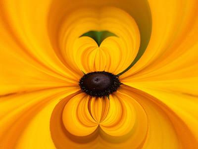 Yellow 3 Print by Jouko Lehto