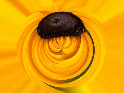 Yellow Art Print by Jouko Lehto