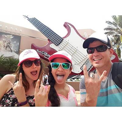 Band Wall Art - Photograph - 0 To 100 Real Quick At Disney World by Andrew Nourse
