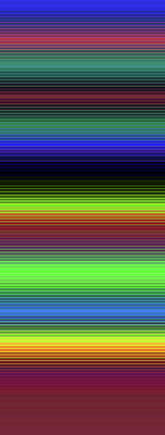 Digital Art - 00008 -cwts- by Coded Images