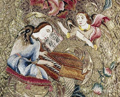 Chasuble, 18th Century Art Print by Granger