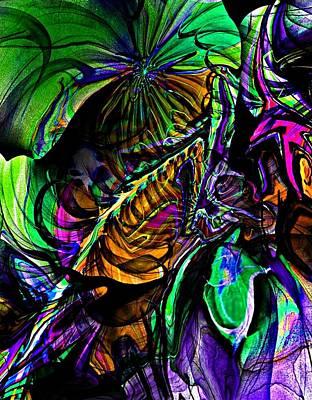 Digital Art - 010617-1 by David Lane