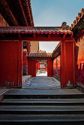 Typographic World -  0110- Forbidden City by David Lange