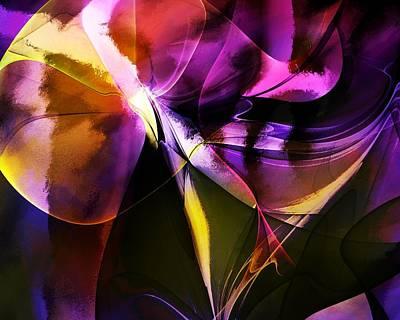 Digital Art - 011618 by David Lane