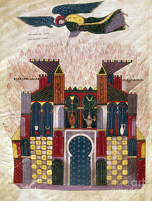 Painting - Facundus Beatus, 1047 by Granger