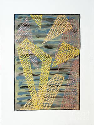 01333 Left Art Print by AnneKarin Glass