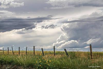 #0149 - Axtel Anceney, Southwest Montana Art Print
