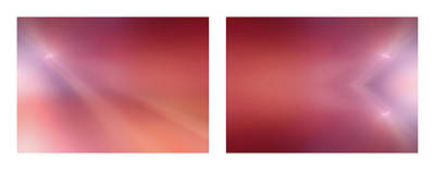 Photograph - 02 Shineonucrazydiamond Diptych 02 by David Hargreaves