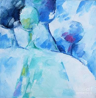 Gallery Painting - 023 Arbres by Beatrice BEDEUR