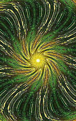 Kaleidoscope Photograph - 028 by Phil Koch