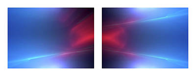 Photograph - 03 Shineonucrazydiamond Diptych 03 by David Hargreaves