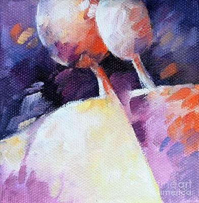 030 Arbres Art Print by Beatrice BEDEUR