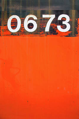 0673 Art Print