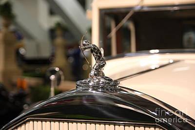 07 San Francisco International Auto Show 2009 Art Print