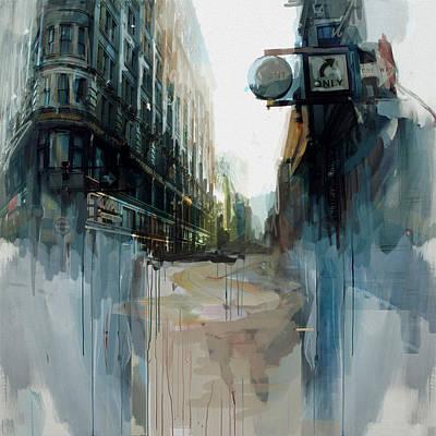 077 Grant Street Original by Maryam Mughal