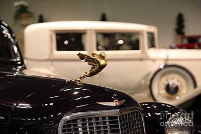 08 San Francisco International Auto Show 2009 Art Print