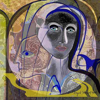 090 - Icon Art Print
