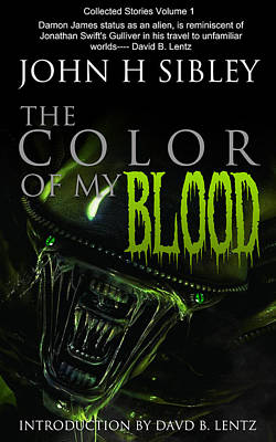 Digital Art -  The Color Of My Blood by John Sibley