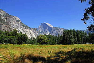 Photograph - @ Yosemite by Jim McCullaugh