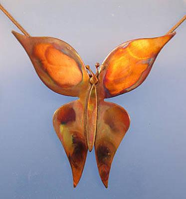 Jewelry - 1238 Butterfly by Dianne Brooks