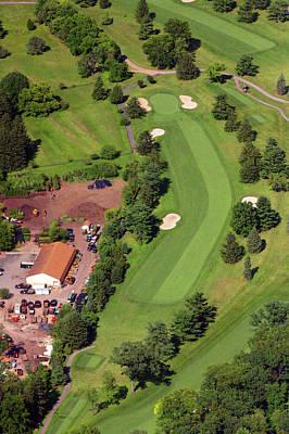 Photograph - 14th Hole Sunnybrook Golf Club by Duncan Pearson