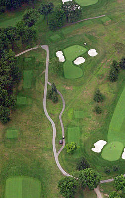 Photograph - 15th Hole Sunnybrook Golf Club by Duncan Pearson
